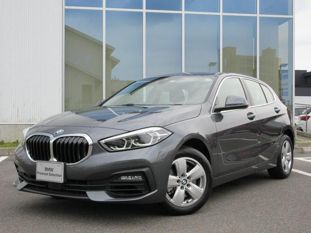 BMW 1シリーズ 118i プレイ LED 16AW ACC コンフォートアクセス 電動シート アンビエントライト PDC 禁煙 デモカー