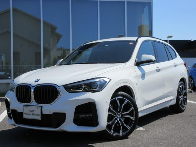 BMW X1 xDrive 18d Mスポーツ LED OP19AW 電動S コンフォートアクセス アンビエントライト パドルS 禁煙 ワンオーナー