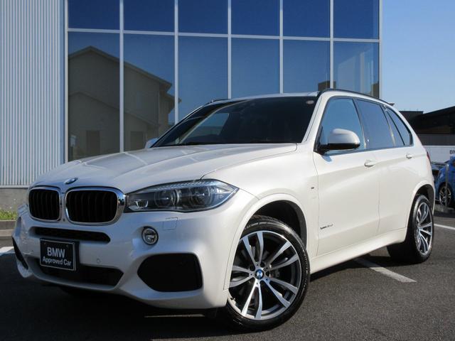 BMW xDrive 35d Mスポーツ ガラスサンルーフ LED 20AW ブラウンレザー ACC 地デジ ソフトクローズドア 禁煙 ワンオーナー