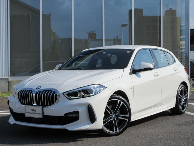 BMW 1シリーズ 118d Mスポーツ エディションジョイ+ LED 18AW コンフォートアクセス ACC ライブコクピット アンビエントライト Bカメラ 禁煙 弊社デモカー