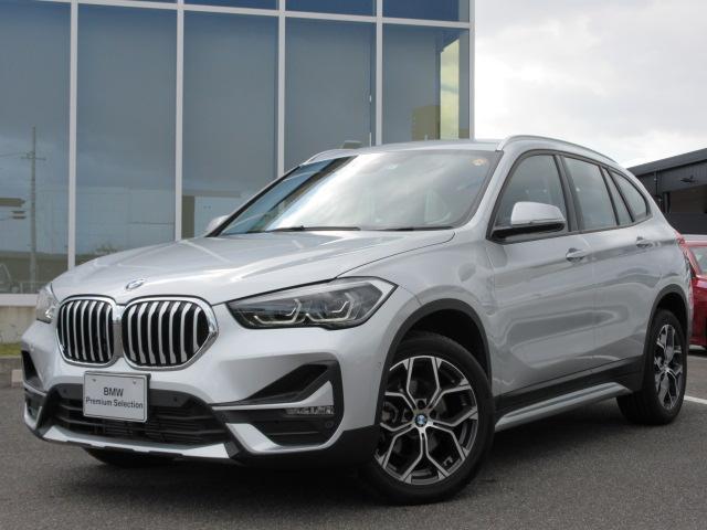 BMW X1 xDrive 18d xライン エディションジョイ+ LED 17AW コンフォートアクセス アンビエントライト PDC Bカメラ 電動Rゲート 禁煙 弊社デモカー