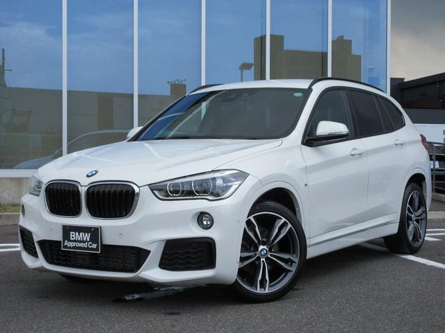 BMW X1 xDrive 18d Mスポーツ LED 19AW ヘッドアップディスプレイ ACC 電動シート&ゲート シートヒーター 禁煙 弊社ワンオーナー