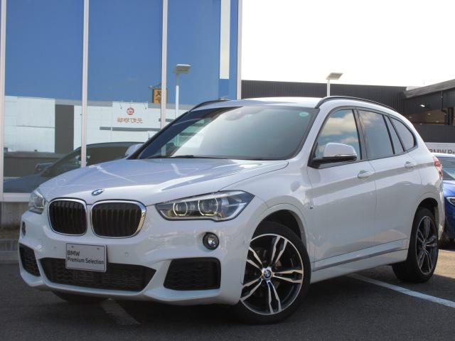 BMW sDrive 18i Mスポーツ LED 19AW ACC ヘッドアップディスプレイ コンフォートアクセス 電動Rゲート 禁煙 弊社ワンオーナー