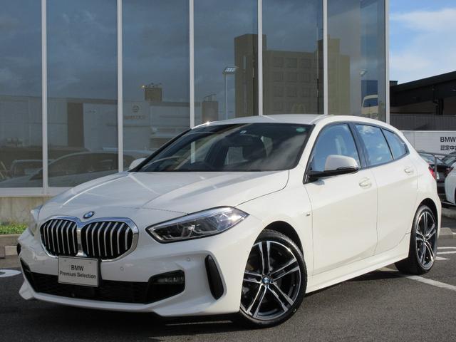 BMW 118i Mスポーツ LED 18AW ACC コンフォートアクセス PDC 電動Rゲート 禁煙 弊社デモカー