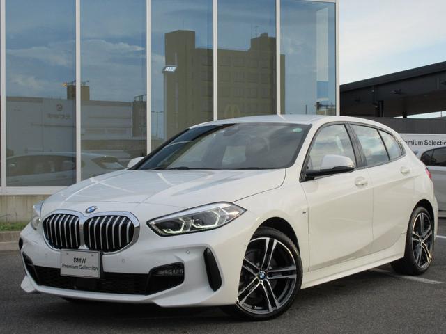 BMW 118i Mスポーツ LED 18AW ライブコクピット コンフォートアクセス PDC Bカメラ 電動シート 禁煙 弊社デモカー
