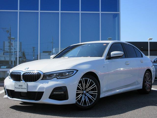 BMW 320i Mスポーツ LED 18AW ACC コンフォートアクセス 電動Rゲート 前後ドラレコ Wフィルム 禁煙 弊社ワンオーナー
