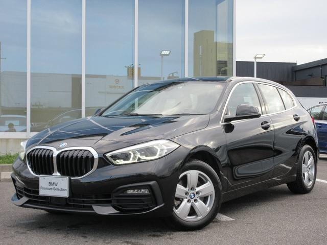 BMW 118d プレイ エディションジョイ+ LED 16AW ACC コンフォートアクセス 電動Rゲート アンビエントライト Bカメラ 禁煙 弊社デモカー