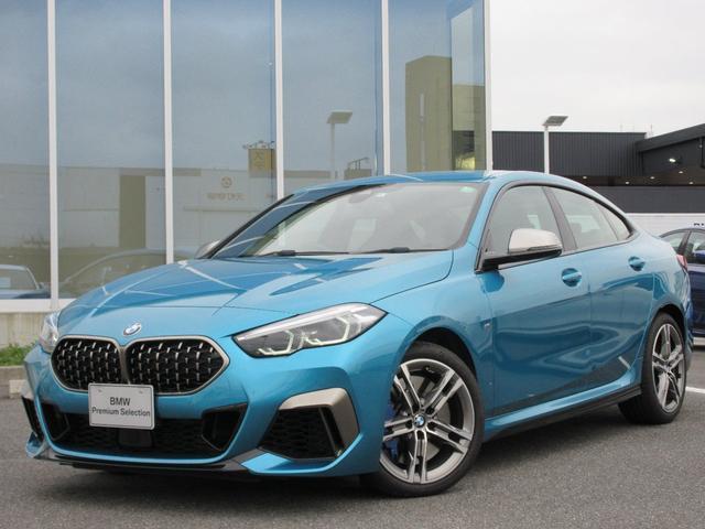 BMW M235i xDriveグランクーペ LED 18AW ACC パドルシフト Mブレーキ コンフォートアクセス PDC 禁煙 弊社デモカー
