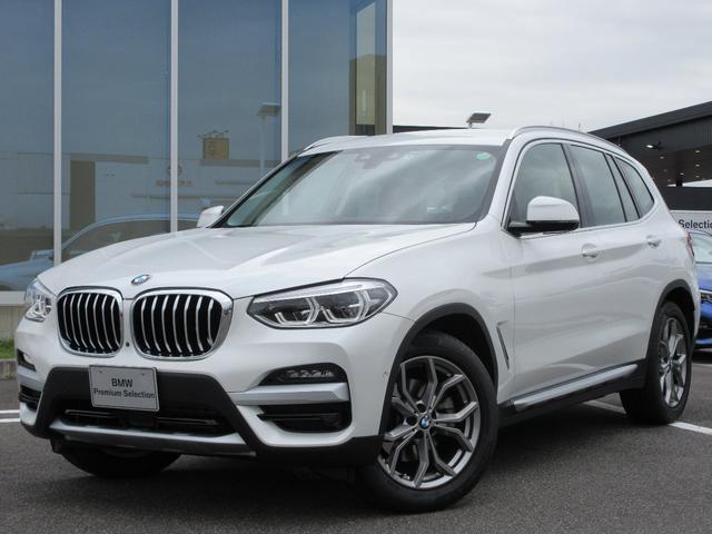 BMW X3 xDrive 20i Xライン LED 19AW ACC コニャックレザー ヘッドアップディスプレイ フルセグTV ウッドパネル 禁煙 弊社デモカー
