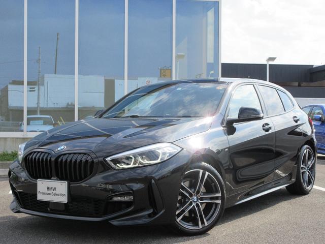 BMW 118i Mスポーツ LED 18AW ACC ブラックグリル 電動Rゲート コンフォートアクセス 社外ドラレコ 禁煙 弊社ワンオーナー