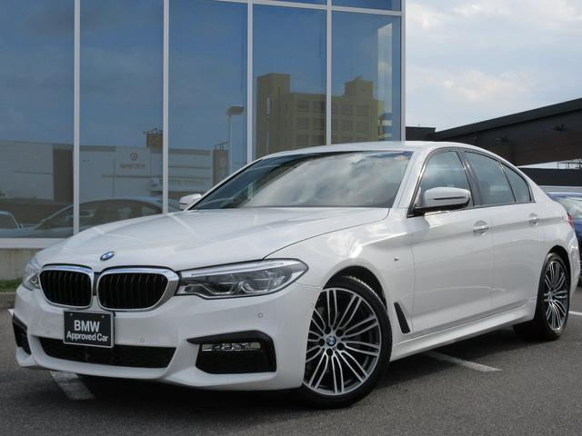 BMW 523d Mスポーツ LED 19AW ACC ヘッドアップディスプレイ 地デジ ウッドパネル コンフォートアクセス 電動トランク 禁煙 認定中古車
