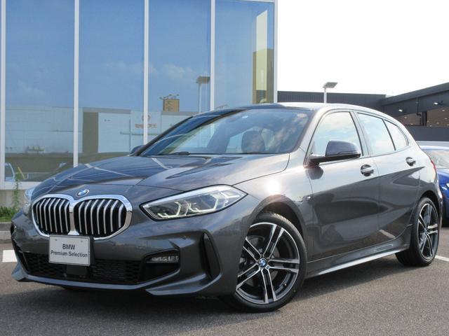BMW 118d Mスポーツ エディションジョイ+ LED 18AW アンビエントライト コンフォートアクセス PDC Bカメラ 禁煙 弊社デモカー