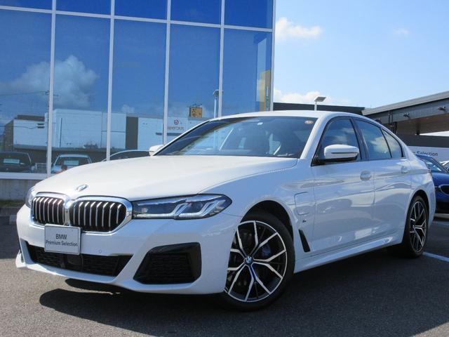 BMW 530e Mスポーツ エディションジョイ+ 後期モデル LED 19AW 黒レザーシート コンフォートシート ACC ヘッドアップディスプレイ ウッドパネル 禁煙 弊社デモカー