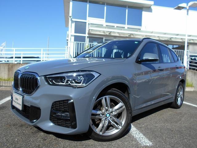 BMW xDrive 18d Mスポーツ 18AWコンフォートPKG衝突軽減ACCデモカー認定中古車