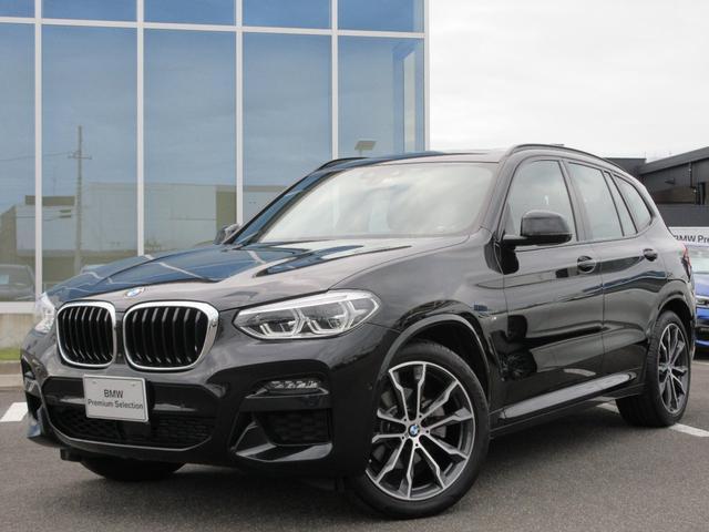BMW X3 xDrive 20d Mスポーツ LED 20AW Pガラスサンルーフ モカレザー シートヒーター&クーラー ヘッドアップD ハーマンカードン ウッドパネル 地デジ 禁煙 認定中古車