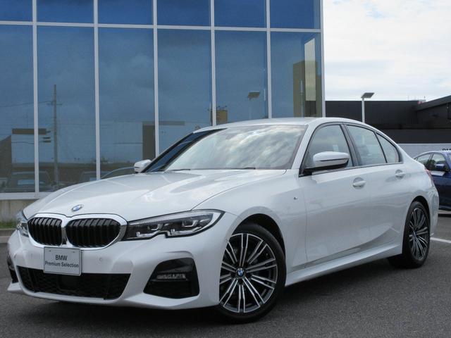 BMW 318i Mスポーツ LED 18AW ACC アンビエントライト ライトカーペット パドルシフト Bカメラ 電動トランク 禁煙 認定中古車