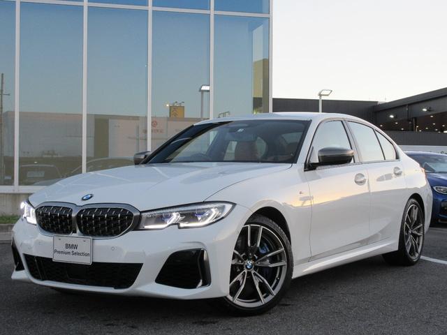 BMW M340i xDrive レーザーヘッドライト 19AW ACC コニャックレザーシート ハーマンカードン ヘッドアップディスプレイ 禁煙 認定中古車