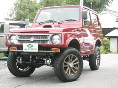 ジムニーサマーウインド リミテッド 4WD リフトUP公認