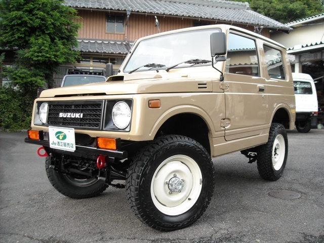 スズキ ジムニー サマーウインドリミテッド 4WD インチUP レトロカスタム