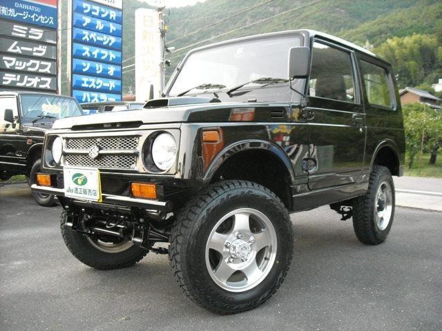 ジムニー サマーウインド リミテッド 4WD 3インチUP検対応