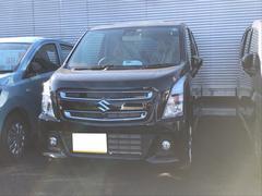 ワゴンRスティングレーハイブリッドX デュアルセンサーブレーキ 届出済未使用車