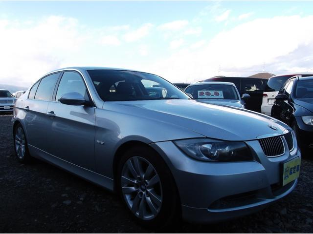 BMW 325i ハイラインパッケージ ナビ ETC 黒革シート