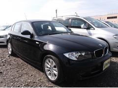 BMW116i HDDナビ キーレス プッシュスタート