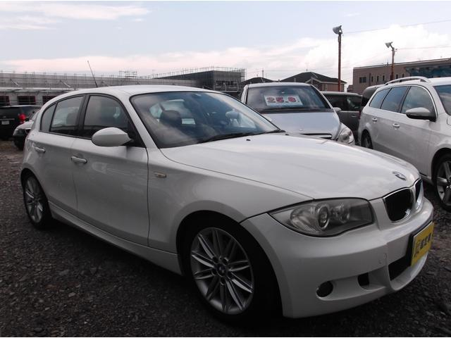 BMW 116i Mスポーツパッケージ ナビ バックカメラ ETC