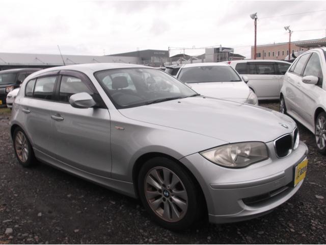 BMW 116i ナビ ETC プッシュスタート