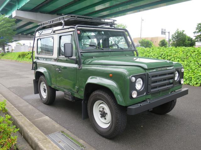 「ランドローバー」「ディフェンダー」「SUV・クロカン」「愛知県」の中古車