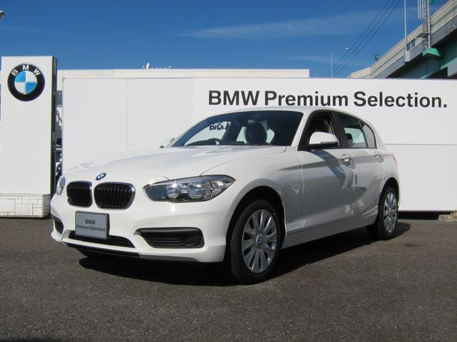 1シリーズ(BMW)118i 中古車画像