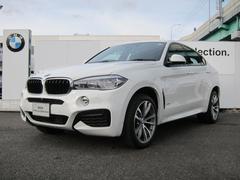 BMW X6xDrive 35i Mスポーツ 電動ガラス・サンルーフ