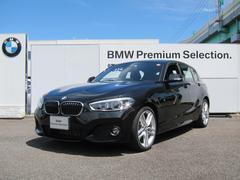 BMW118d Mスポーツ 18インチアルミホイール
