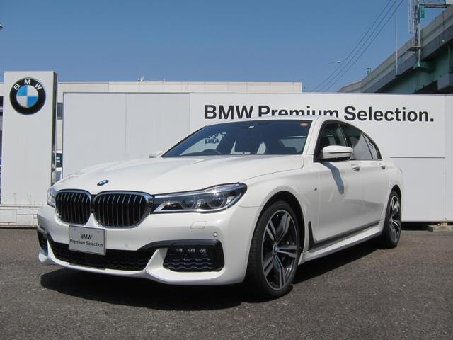 BMW 750i Mスポーツパッケージ 電動ガラスサンルーフ