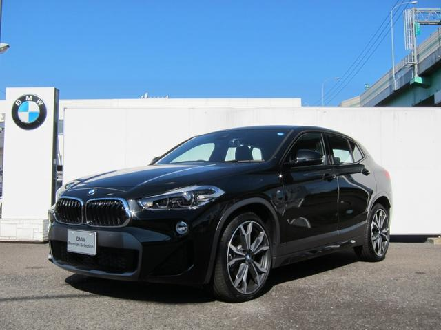 BMW sDrive 18i MスポーツX 20インチアルミホイール