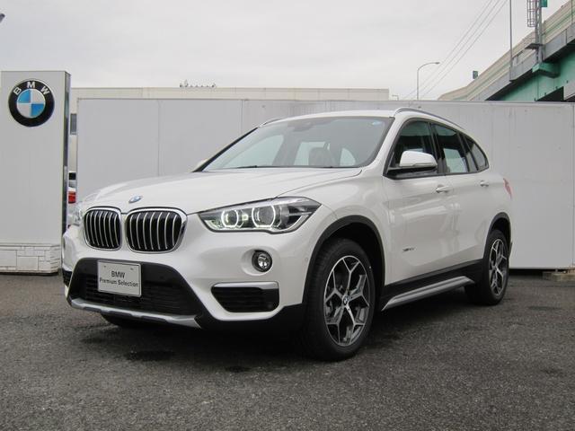 BMW xDrive 18d xライン ヘッドアップディスプレイ
