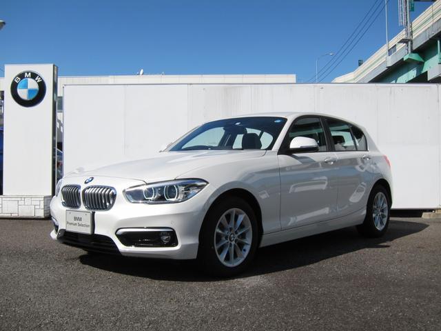 BMW 118d スタイル パーキングサポート