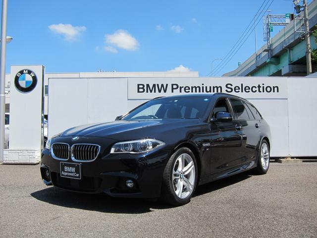 BMW 523dツーリング Mスポーツ LEDヘッドライト