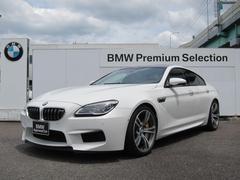 BMW M6グランクーペ コンペティション・パッケージ装着車