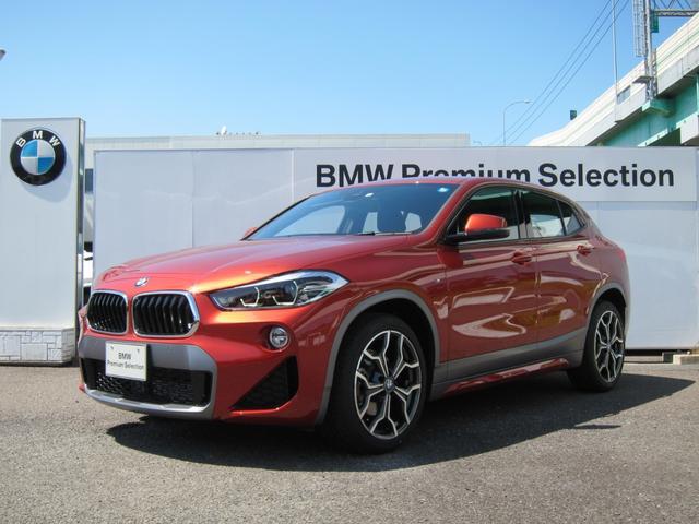 BMW X2 sDrive 18i MスポーツX コンフォートパ...