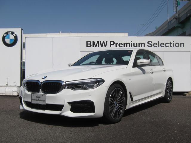 BMW 523d Mスポーツ ブラックレザー ヘッドアップD
