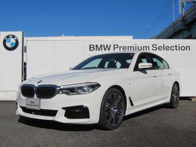 BMW 523d Mスポーツ ヘッドアップディスプレイ ACC