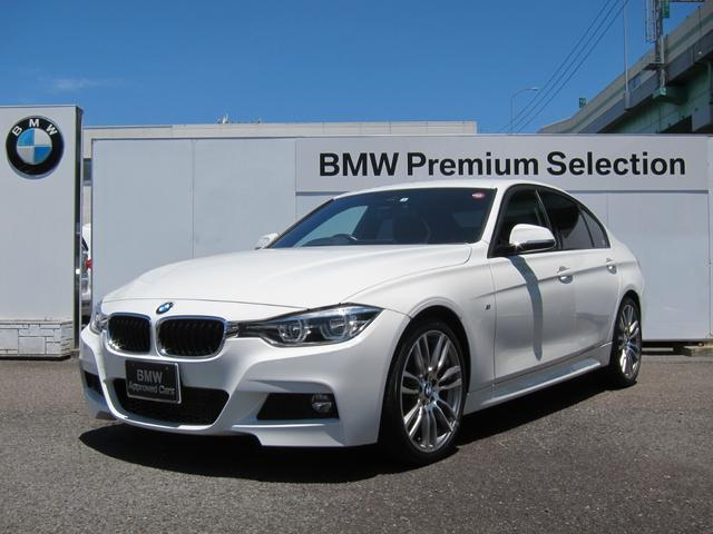 BMW 318i Mスポーツ 地デジチューナー 19インチアルミ