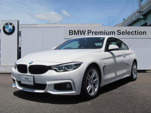 BMW 4シリーズ 420iクーペ Mスポーツ ACC