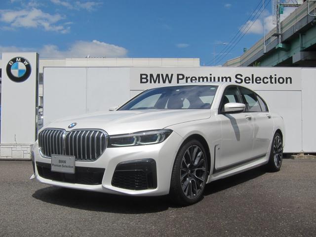 BMW 740i Mスポーツ Msports レーザーライト  ハーマンカードン アラウンドビュー