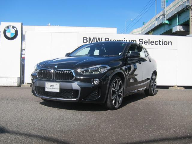 BMW sDrive 18i MスポーツX 認定中古車 Msports アクティブクルーズコントロール シートヒーター バックカメラ インテリジェントセーフティ