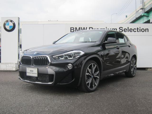 BMW xDrive 18d MスポーツX MsportsX コンフォートパッケージ オートマチックテールゲート シートヒーター クロスレザーシート(黄色ステッチ)バックカメラ ETC