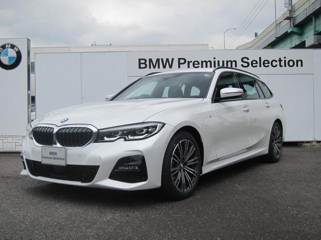 BMW 318iツーリング Mスポーツ 純正ナビ バックカメラ ETC