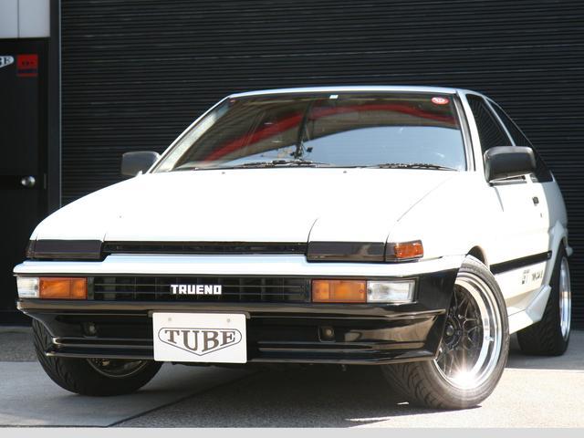 トヨタ GT-V 後期 3ドア 2オーナー