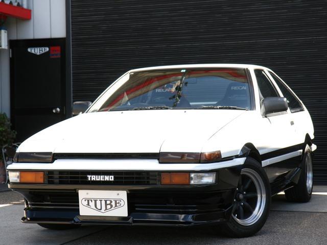 トヨタ GT-V 後期 3ドア 3オーナー